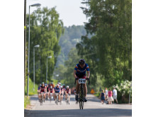 Gran Fondo Stockholm 2014 cyklist