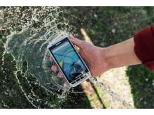 Handdatorn NAUTIZ X2 vattentät