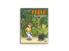 Pelle i djungeln av Jan Lööf Bok Happy Meal 2016
