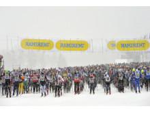 Stafettvasan 2016-03-04 Starten i Sälen