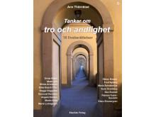 Omslag till boken Tankar om tro och andlighet av Ann Thörnblad