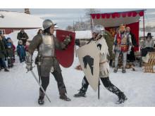 Vinterarrangement på Domkirkeodden