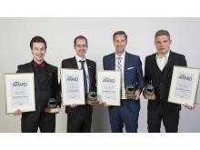 Bilsport Junior Award och Bilsport Senior Award