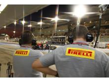 Pirelli crew, Abu Dhabi GP 2011