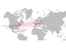 Activite long- courrier de Norwegian Air Shuttle