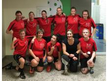Vinnare SFC Norrköping dam - Peking Players