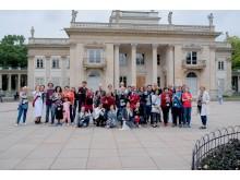 """Die Teilnehmer des dritten """"Beats of Cochlea"""" in Warschau"""