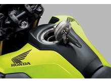 Honda MSX125 Bränsletank i ny form