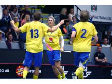 Sverige spelar VM i Riga 3-11 december