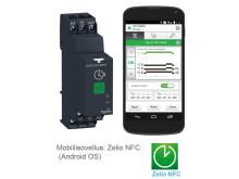 Schneider Electric NFC -aikarele
