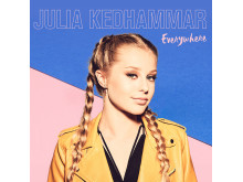 Omslag, Julia Kedhammar - Everywhere