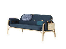 Button Sofa  by Front for Swedese