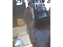 Image of man police wish to identify - 'Man C'