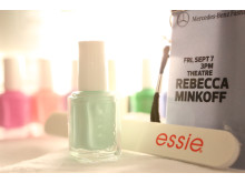 Rebecca Minkoff S/S2013 - mint candy apple