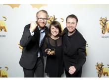 Yasuragi och Nordic Choice Hotels - Vinnare Arla Guldko 2015 - Bästa Miljöarbete
