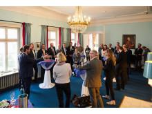 Weltmarktführer-Dialog: Innovationskräfte aus Wirtschaft, Wissenschaft und Bildung im Gespräch
