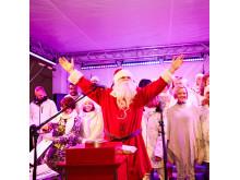 Invigning av jul på Kungsmässan 2014!