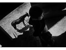 Utställningen Flykt med Anders Hanssons bilder. Pressbild 4. Afghanistan.