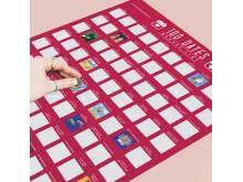 100 dates - Bucket list