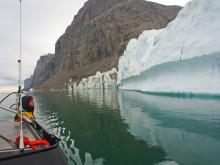 Grönländsk glaciär