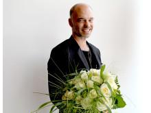 Niklas Hjulström är Månadens gäst på Interflora.se i augusti