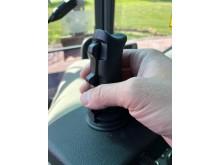 ToolTip Control kombinerar automatiskt hydraulikstyrning på grävmaskinens bom/arm och tiltrotator för att skapa ett optimalt rörelsemönster.