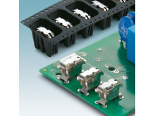 New insulator-free PCB terminals for high currents