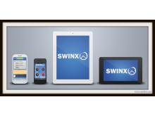 Swinx allt mer plattformsoberoende!