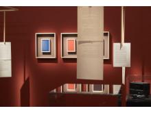 Egentligheter. Lena Andersson. Dan Wolgers. Spritmuseum 2016-2017. Foto Per-Erik Adamsson. (7)