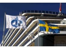 Kryssningsfartyg i Göteborgs Hamn