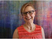 Lena Koskinen, rektor på Erlaskolan i Falun