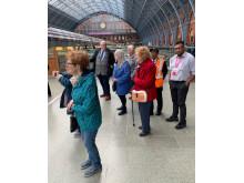 Try A Train, St Pancras International