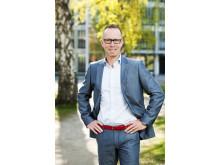 Erik Wikander, vd