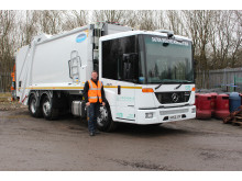 ENVIRONMENTALLY FRIENDLY: New bin lorries will help slash fuel consumption by up to 20 per cent