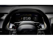 Ford GT műszerfal