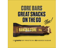 Barebells Banana Caramel Core Bar