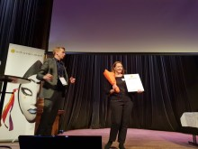 Prisutdelning, Web Service Award