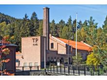 Lysbuen / Telemarksgalleriet in Notodden