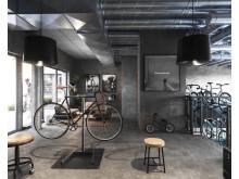HSB brf Blanka, cykellounge (skissbild)