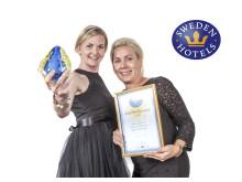 Hotel Statt i Katrineholm har mottagit priset Årets Hotellinnovatör
