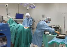 minimalt invasiv kirurgi