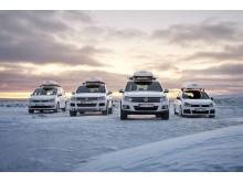 Ski Team-modeller