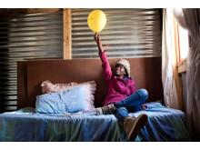 Phumeza Tisile överlevde den extremt multiresistenta formen av tuberkulos XDR-TB. Foto: Sydelle Willow Smith.