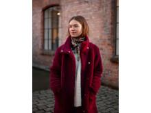 Bergans Oslo Wool Loosefit W Jacket
