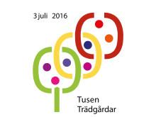 Tusen Trädgårdar 3 juli 2016