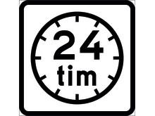 T25 Öppet dygnet runt