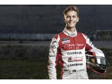 Simon Larsson 2016 Audi Sport
