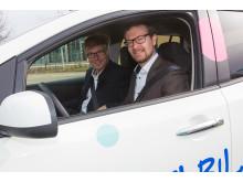 Nya bilar i Helsingborgs elbilspool 3