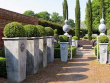 Planteringskärl för tidlösa trädgårdar