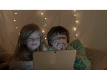 Børn der streamer